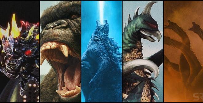 17 quái vật khổng lồ đáng sợ dự sẽ tham gia trận chiến tàn khốc của Godzilla: King Of The Monsters - Ảnh 1.