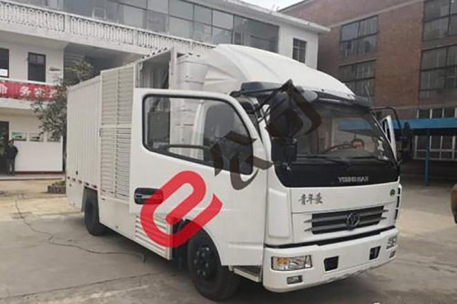 Trung Quốc chế tạo thành công xe tải chạy bằng nước, đi được 500km chỉ với 400 lít nước - Ảnh 1.