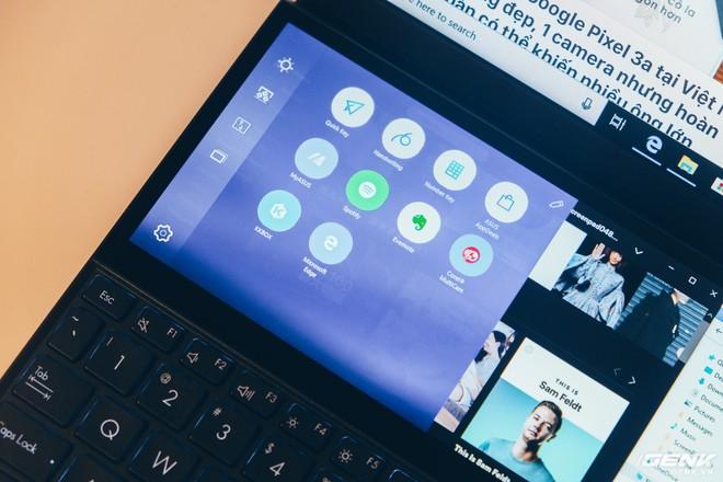 Cận cảnh Asus ZenBook Pro Duo vừa ra mắt với màn hình phụ cực lớn, màn hình chính OLED 4K, chip Core i9 - Ảnh 3.