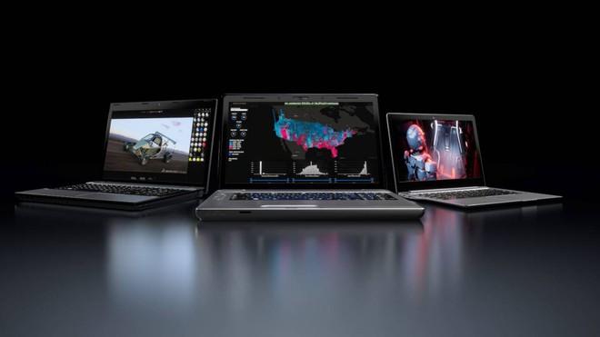 [Computex 2019] Nvidia công bố dòng laptop mới mang tên Studio để đối đầu trực tiếp với MacBook Pro - Ảnh 2.