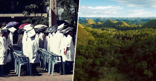 Philippines: Học sinh, sinh viên phải trồng 10 cây xanh mới được tốt nghiệp - Ảnh 1.