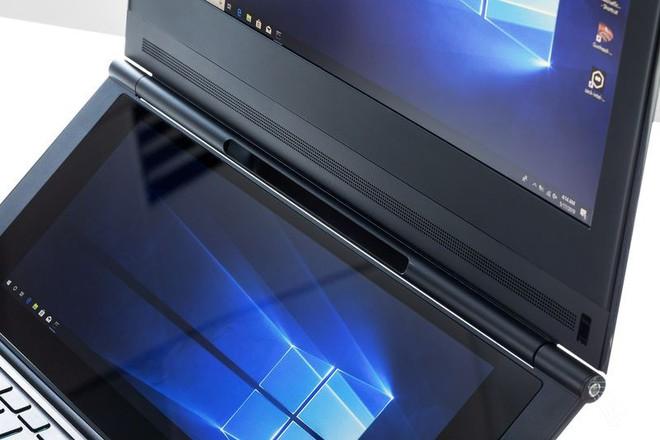 Cận cảnh nguyên mẫu laptop chơi game 2 màn hình Honeycomb Glacier của Intel - Ảnh 5.
