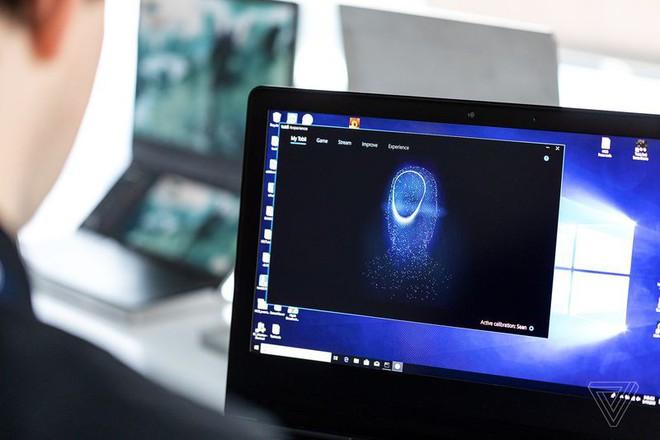 Cận cảnh nguyên mẫu laptop chơi game 2 màn hình Honeycomb Glacier của Intel - Ảnh 7.
