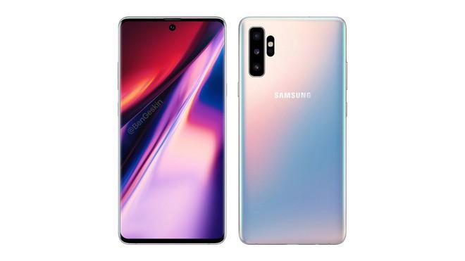 Đây là thiết kế cuối cùng của Samsung Galaxy Note 10? - Ảnh 2.