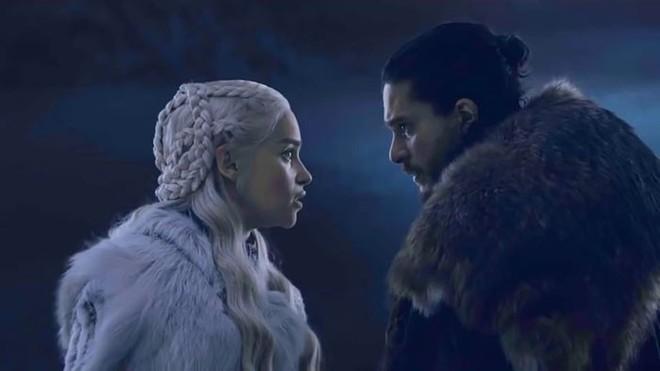 Đạo diễn hình ảnh đổ lỗi cho TV, fan bèn kéo sáng tập 3 SS8 Game of Thrones và phát hiện ra nhiều điều thú vị - Ảnh 6.