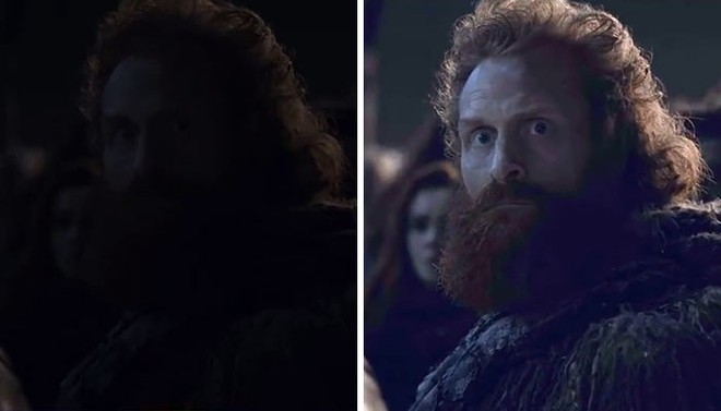 Đạo diễn hình ảnh đổ lỗi cho TV, fan bèn kéo sáng tập 3 SS8 Game of Thrones và phát hiện ra nhiều điều thú vị - Ảnh 7.