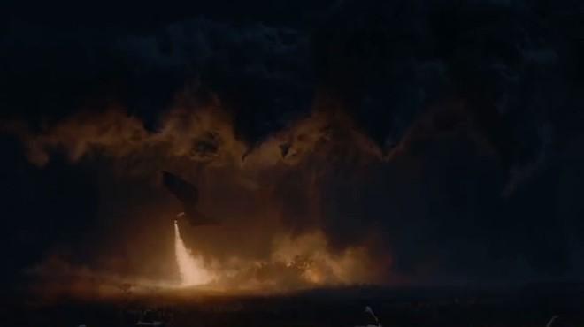 Đạo diễn hình ảnh đổ lỗi cho TV, fan bèn kéo sáng tập 3 SS8 Game of Thrones và phát hiện ra nhiều điều thú vị - Ảnh 9.