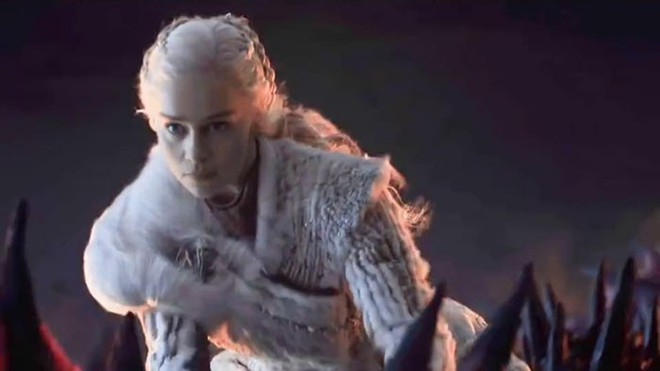 Đạo diễn hình ảnh đổ lỗi cho TV, fan bèn kéo sáng tập 3 SS8 Game of Thrones và phát hiện ra nhiều điều thú vị - Ảnh 13.