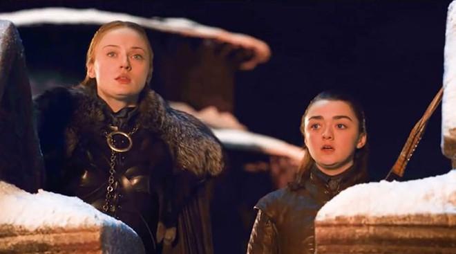 Đạo diễn hình ảnh đổ lỗi cho TV, fan bèn kéo sáng tập 3 SS8 Game of Thrones và phát hiện ra nhiều điều thú vị - Ảnh 16.