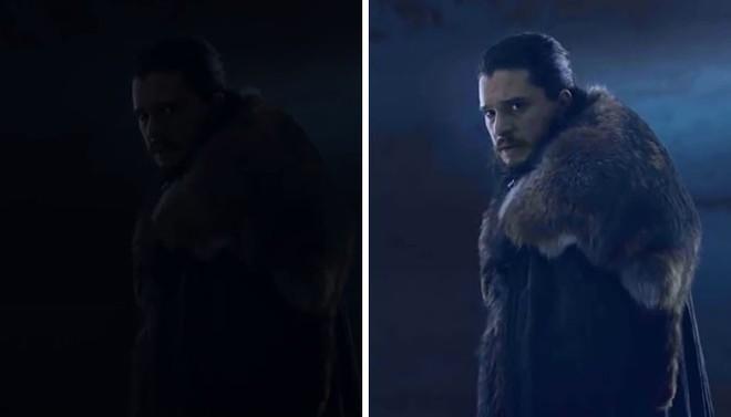 Đạo diễn hình ảnh đổ lỗi cho TV, fan bèn kéo sáng tập 3 SS8 Game of Thrones và phát hiện ra nhiều điều thú vị - Ảnh 17.