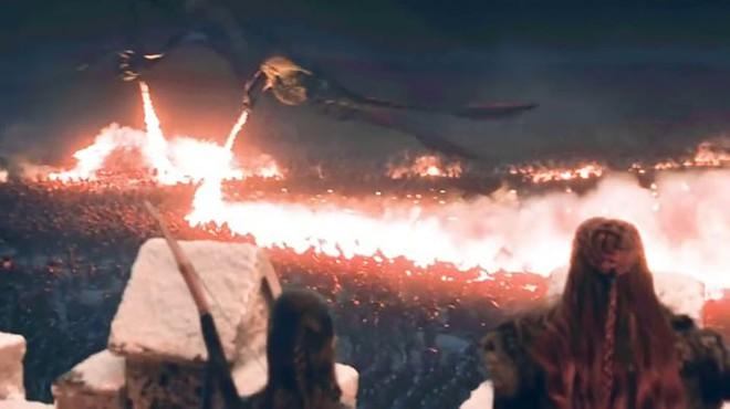 Đạo diễn hình ảnh đổ lỗi cho TV, fan bèn kéo sáng tập 3 SS8 Game of Thrones và phát hiện ra nhiều điều thú vị - Ảnh 19.