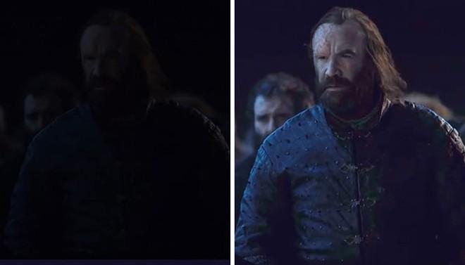 Đạo diễn hình ảnh đổ lỗi cho TV, fan bèn kéo sáng tập 3 SS8 Game of Thrones và phát hiện ra nhiều điều thú vị - Ảnh 21.