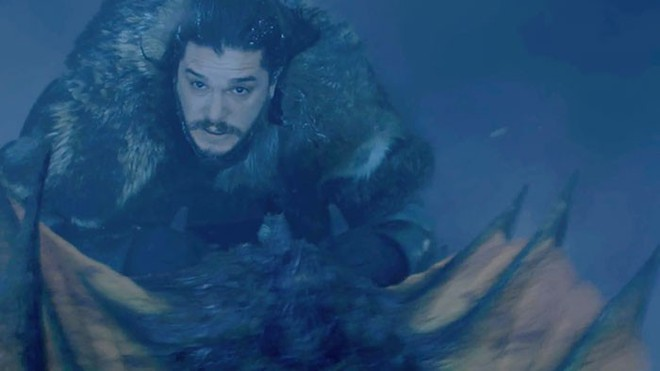 Đạo diễn hình ảnh đổ lỗi cho TV, fan bèn kéo sáng tập 3 SS8 Game of Thrones và phát hiện ra nhiều điều thú vị - Ảnh 28.