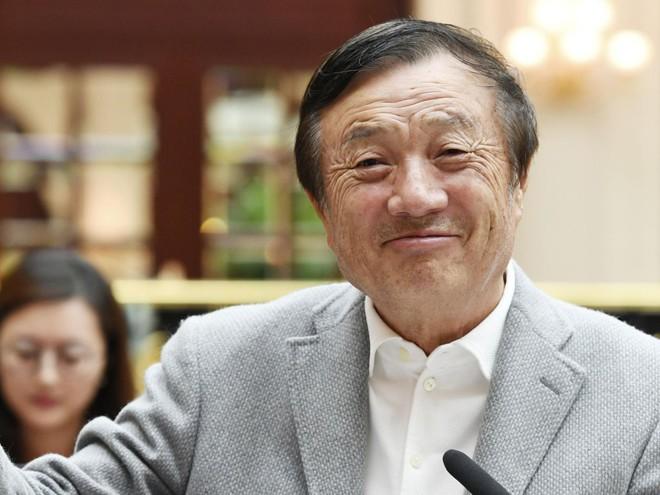 Vén màn cuộc sống gia đình đằng sau đế chế Huawei - Ảnh 5.