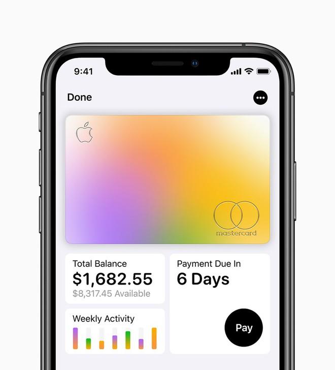 Apple Card sẽ có thể mang về cho Apple 1 tỷ USD mỗi năm với nguy cơ tối thiểu - Ảnh 1.