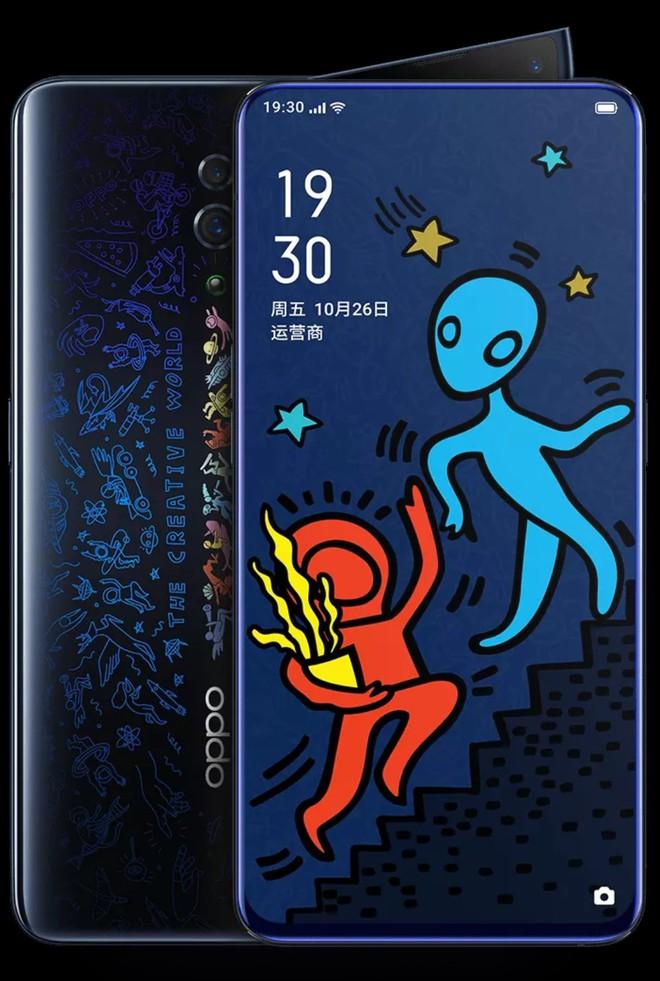 Oppo Reno có thêm phiên bản Truyền cảm hứng với thiết kế tuyệt đẹp - Ảnh 5.