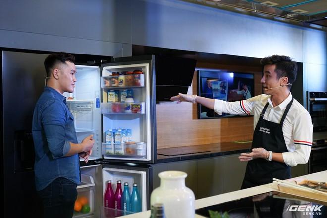 Quốc tế thiếu nhi: Cả nhà rủ nhau đến Showcase học làm bánh cupcake với công cụ không thể thiếu là chiếc tủ lạnh - Ảnh 5.