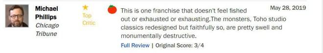 Trước thềm công chiếu, Godzilla 2 khiến giới phê bình chia rẽ sâu sắc - Ảnh 11.
