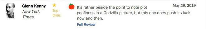 Trước thềm công chiếu, Godzilla 2 khiến giới phê bình chia rẽ sâu sắc - Ảnh 8.