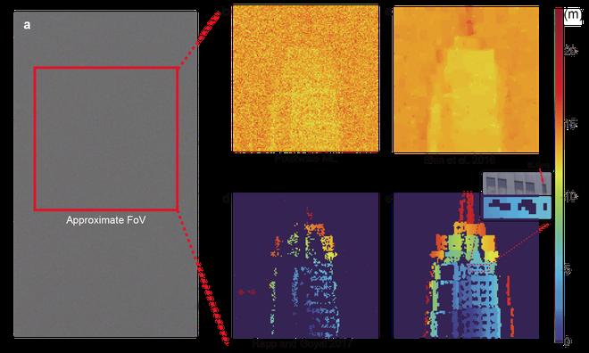 Sử dụng Lidar, các nhà khoa học chụp được ảnh 3D từ khoảng cách 45km - Ảnh 3.
