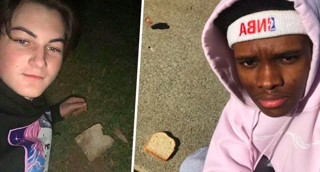 Yêu địa lý, 2 thanh niên trên reddit hẹn nhau làm bánh mì kẹp Trái Đất và thu hút gần 130.000 upvotes - Ảnh 3.