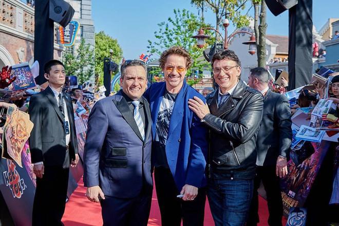 Đạo diễn ENDGAME: Vai Iron Man của Robert Downey Jr. xứng đáng nhận Oscar hơn bất cứ ai trong 40 năm qua - Ảnh 3.