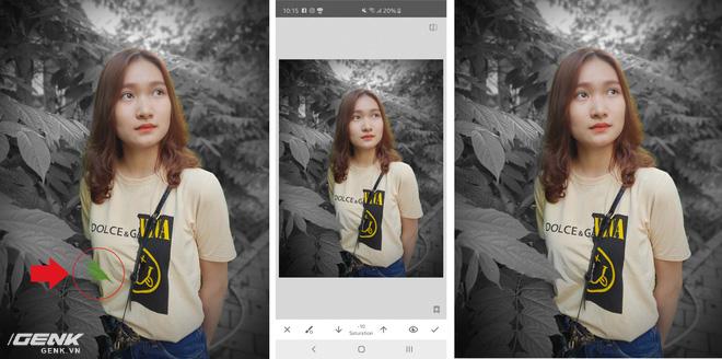 Trải nghiệm tính năng chụp Color Point của Galaxy S10: chỉnh ảnh ảo không cần Photoshop - Ảnh 10.