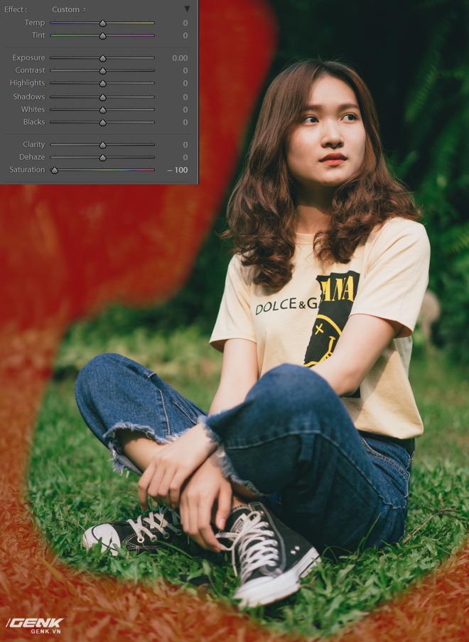 Trải nghiệm tính năng chụp Color Point của Galaxy S10: chỉnh ảnh ảo không cần Photoshop - Ảnh 5.