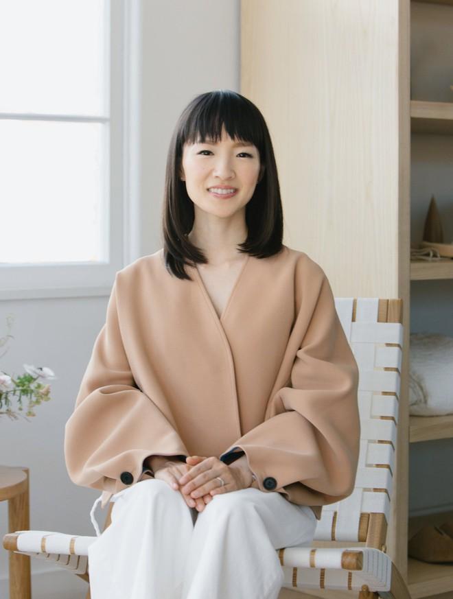 Học cách bố trí căn phòng của mình theo phong cách tối giản như Marie Kondo - Ảnh 1.