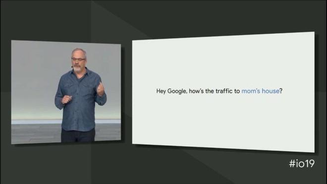 Google Assistant được cập nhật tính năng mới, biết cả nhà mẹ bạn ở đâu - Ảnh 3.