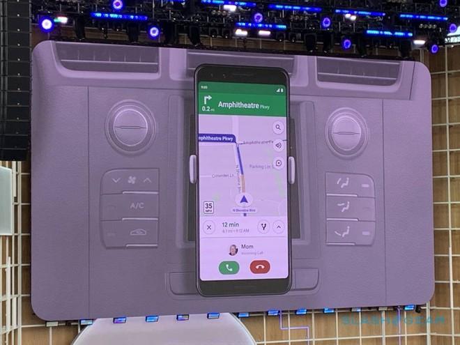 Google Assistant được cập nhật tính năng mới, biết cả nhà mẹ bạn ở đâu - Ảnh 2.