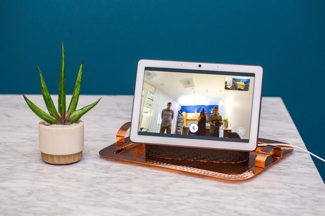 Google công bố Nest Hub Max, thiết bị smart home mới có hỗ trợ camera - Ảnh 2.