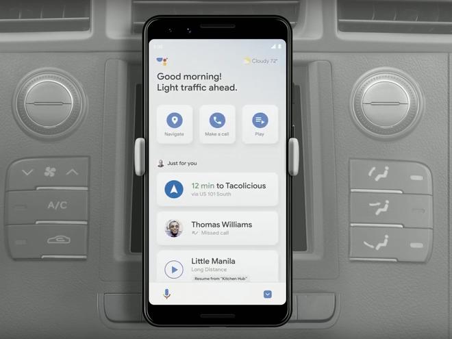 Google Assistant được cập nhật tính năng mới, biết cả nhà mẹ bạn ở đâu - Ảnh 1.