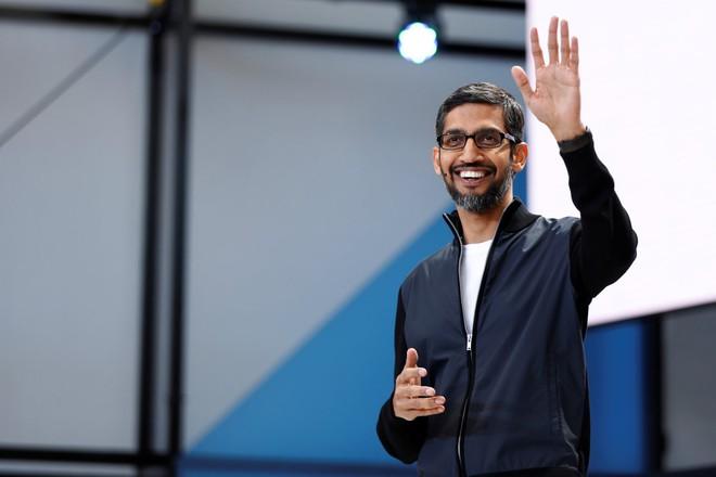 Điều CEO Google không dám nói tại sự kiện vừa qua - Ảnh 1.