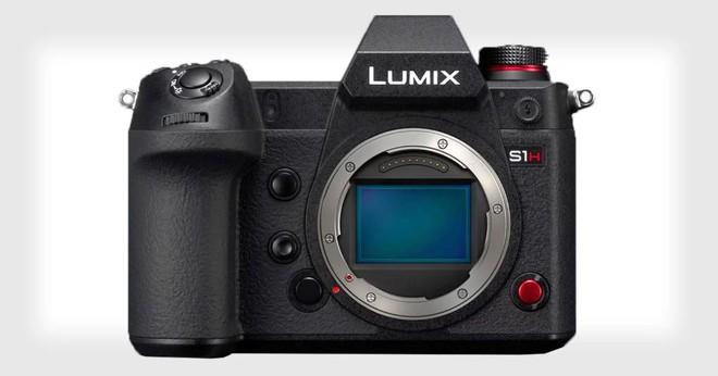Panasonic công bố Lumix S1H - Máy ảnh không gương lật đầu tiên trên Thế giới có khả năng quay 6K - Ảnh 1.
