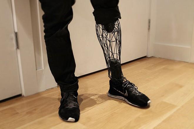 16 thành quả tuyệt vời của công nghệ in 3D khi áp dụng vào đời sống - Ảnh 2.