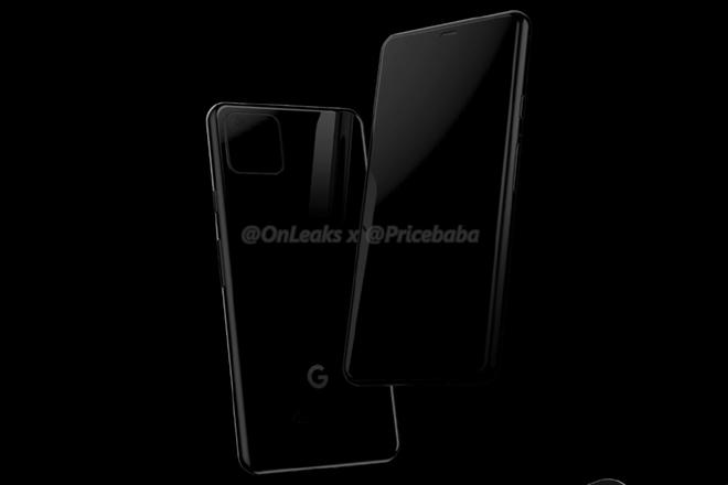 Rò rỉ ảnh dựng Google Pixel 4 với thiết kế tương tự iPhone 11 - Ảnh 1.