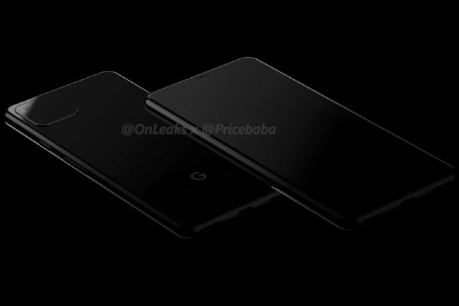 Rò rỉ ảnh dựng Google Pixel 4 với thiết kế tương tự iPhone 11 - Ảnh 2.
