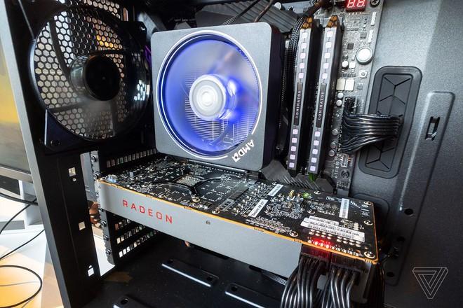 """AMD: """"Không có lý do gì để mọi người mua chip của Intel sau khi chúng tôi ra mắt bộ vi xử lý mới này"""" - Ảnh 7."""