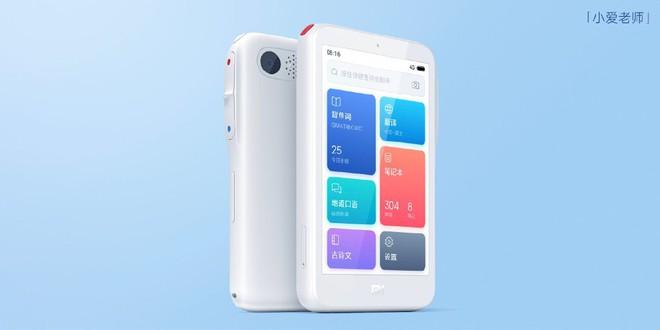 Xiaomi ra mắt máy dạy tiếng Anh tích hợp từ điển, giá 1,7 triệu đồng - Ảnh 1.