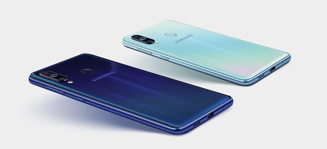 Galaxy M40 ra mắt: Màn hình Infinity-O, Snapdragon 675, 3 camera, bỏ jack tai nghe, giá 6.7 triệu đồng - Ảnh 3.