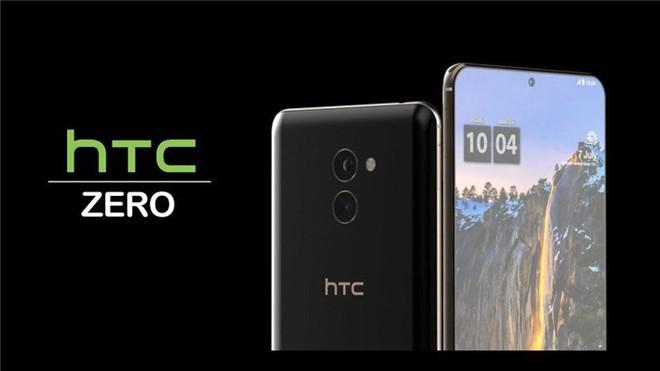 HTC ZERO lộ diện, màn hình đục lỗ, 2 camera kép cực lớn phía sau - Ảnh 1.