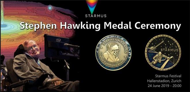 Elon Musk chuẩn bị nhận Huân chương Stephen Hawking nhờ những cống hiến trong du hành vũ trụ - Ảnh 2.