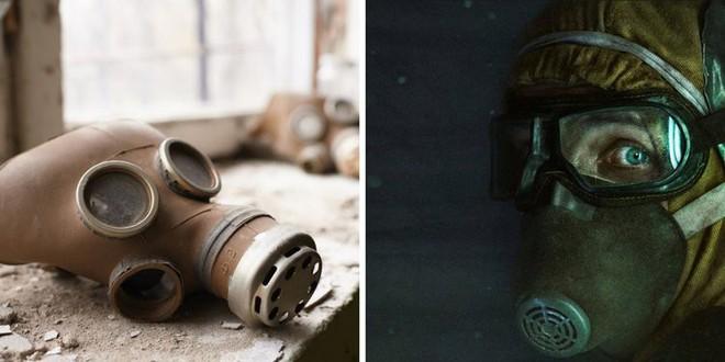 Muốn biết Chernobyl của HBO có sát với thực tế hay không, cứ xem loạt ảnh so sánh này là rõ - Ảnh 12.