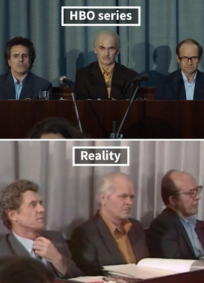 Muốn biết Chernobyl của HBO có sát với thực tế hay không, cứ xem loạt ảnh so sánh này là rõ - Ảnh 14.