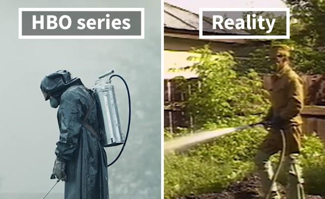Muốn biết Chernobyl của HBO có sát với thực tế hay không, cứ xem loạt ảnh so sánh này là rõ - Ảnh 15.