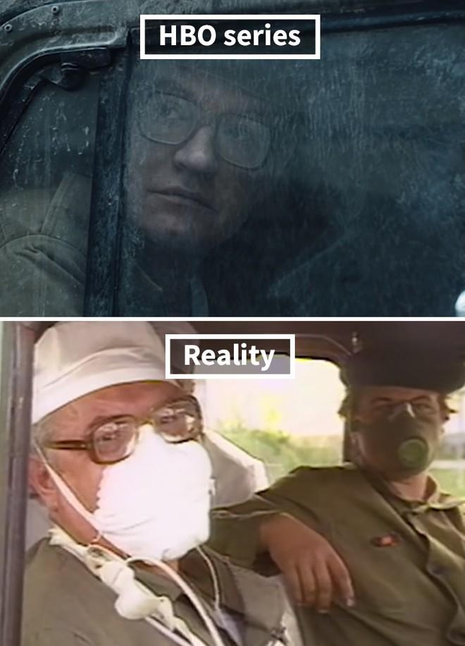 Muốn biết Chernobyl của HBO có sát với thực tế hay không, cứ xem loạt ảnh so sánh này là rõ - Ảnh 18.