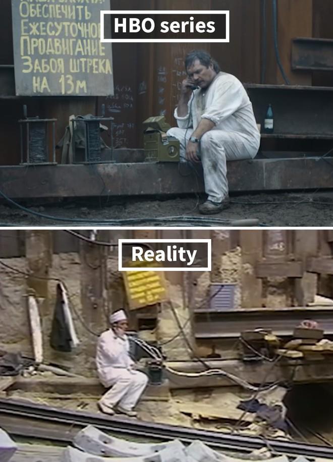 Muốn biết Chernobyl của HBO có sát với thực tế hay không, cứ xem loạt ảnh so sánh này là rõ - Ảnh 19.