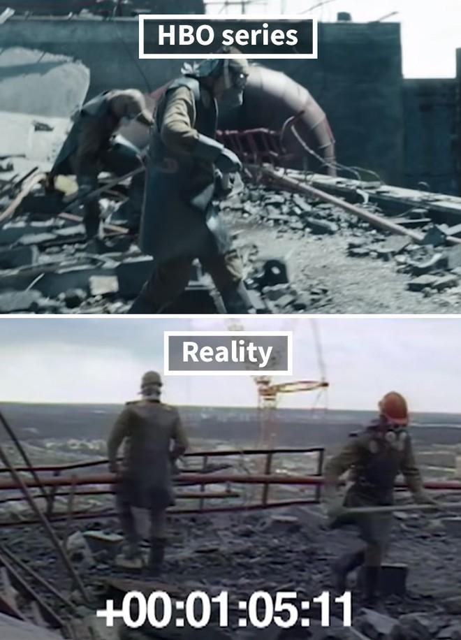 Muốn biết Chernobyl của HBO có sát với thực tế hay không, cứ xem loạt ảnh so sánh này là rõ - Ảnh 22.