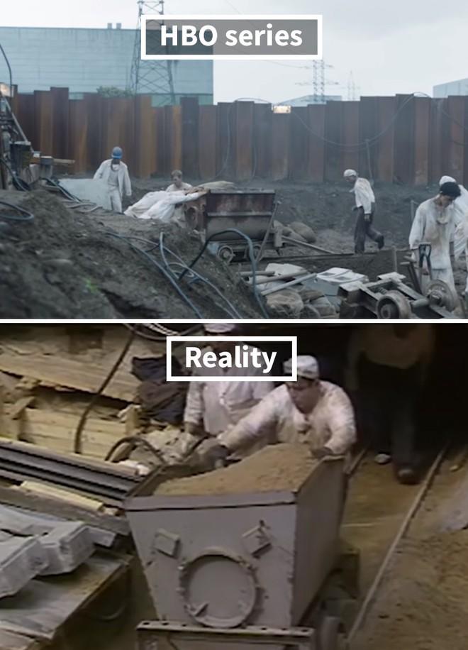 Muốn biết Chernobyl của HBO có sát với thực tế hay không, cứ xem loạt ảnh so sánh này là rõ - Ảnh 23.